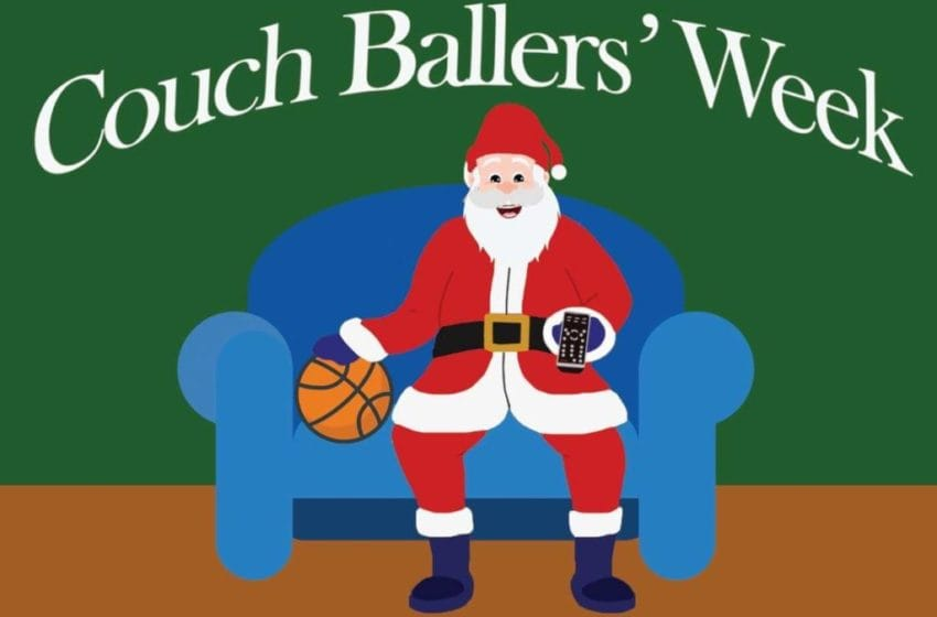 Couch Ballers – Xmas Edition