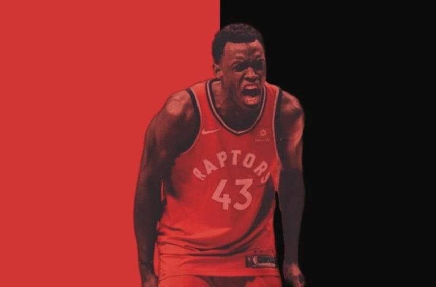 Started from the bottom: Pascal Siakam
