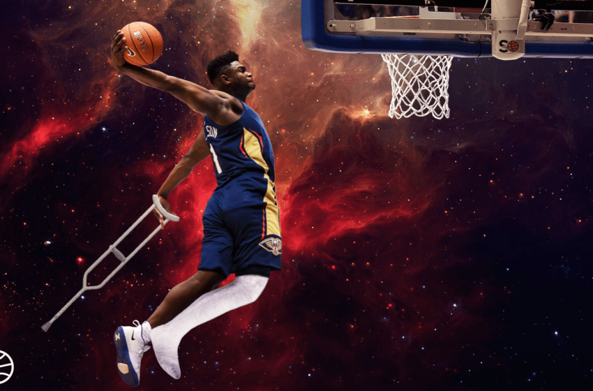 The doctor is in: Zion Williamson