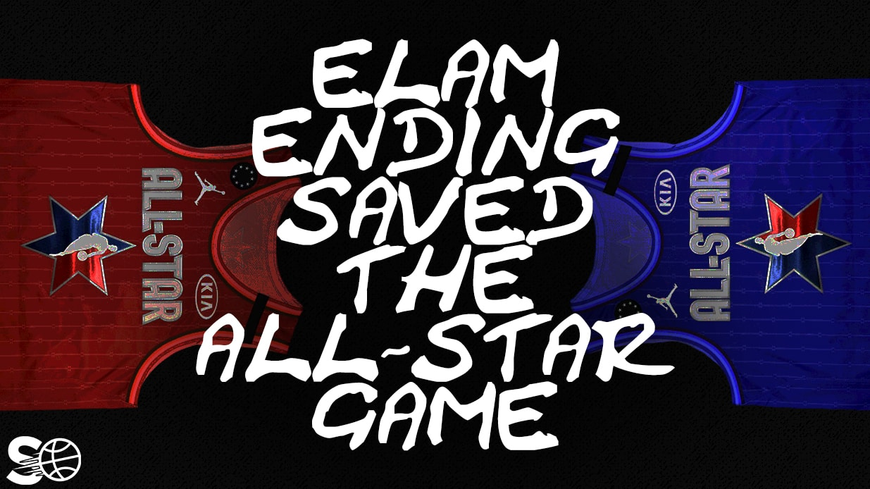 Elam Ending, come ti salvo l'All Star Game