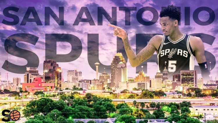 Copertina Preview San Antonio Spurs