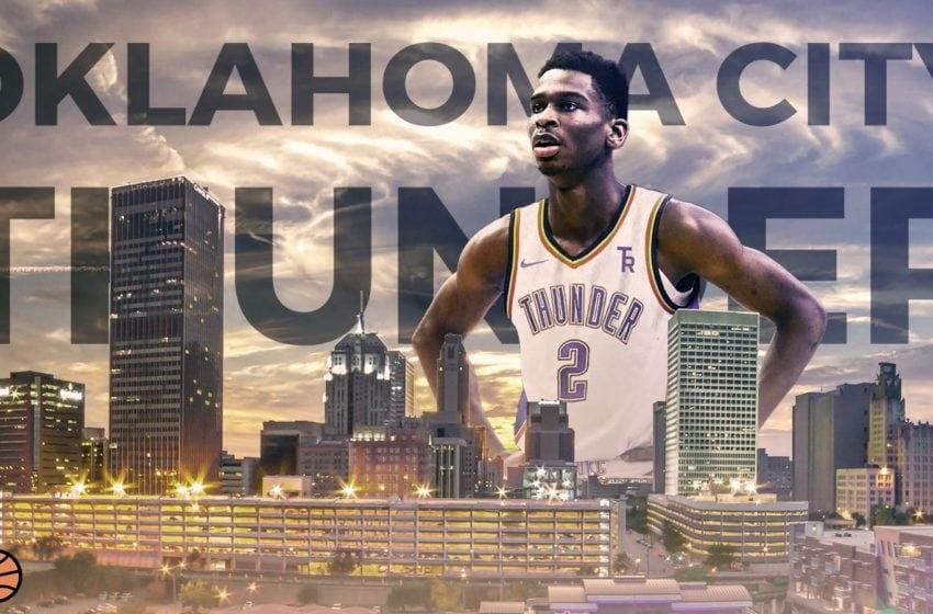 NBA Preview: Oklahoma City Thunder 2019/20