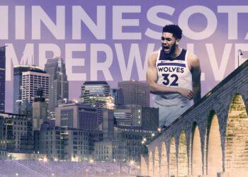 Minnesota Timberwolves cover