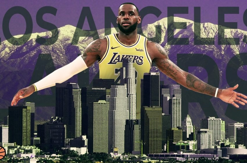 NBA Preview: Los Angeles Lakers 2019/20