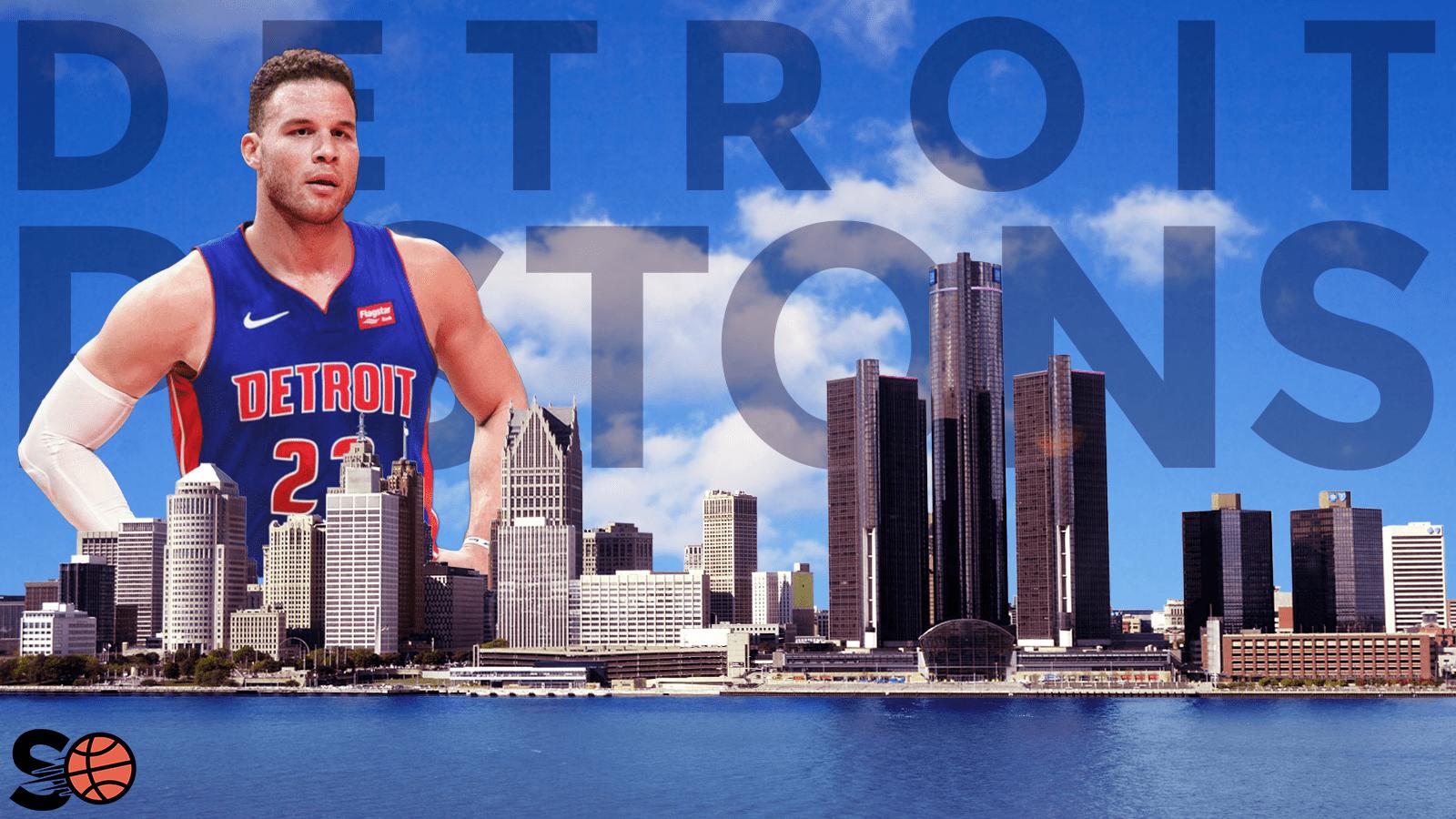 NBA Preview: Detroit Pistons 2019/20
