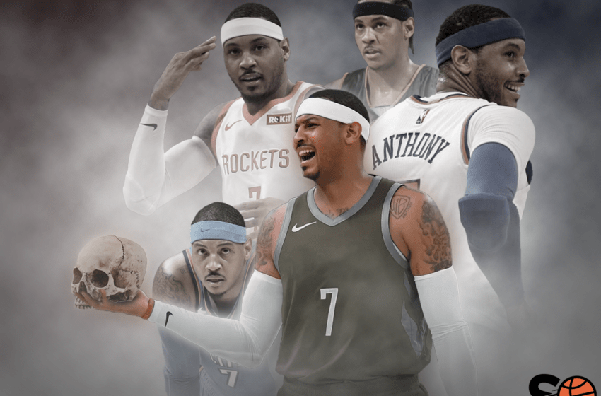 Chi può salvare Carmelo Anthony?