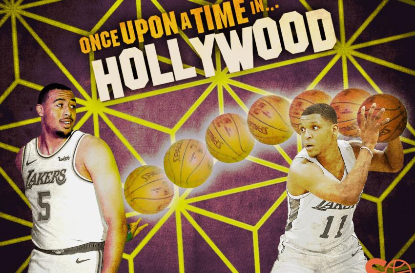 Chi sono i rookie dei Lakers?