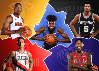 Five Breakout Players NBA 2019/20