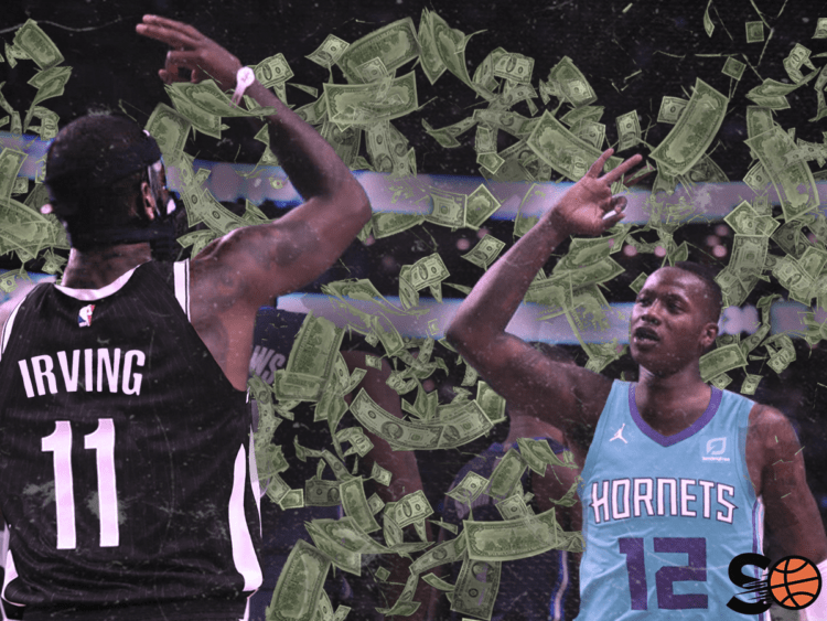 La ripresa economica di Nets e Hornets