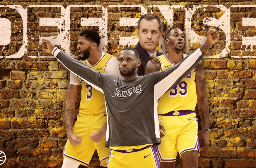 L.A. Lakers, una rinascita che parte dalla difesa