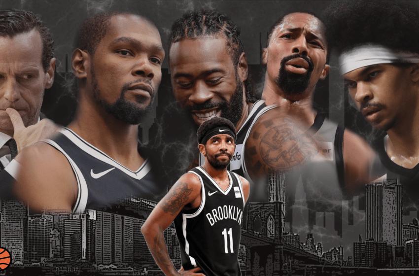 Kyrie Irving è il problema dei Nets?