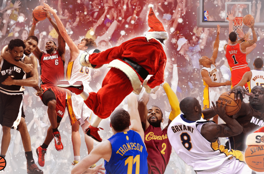 Le dieci partite più belle giocate a Natale