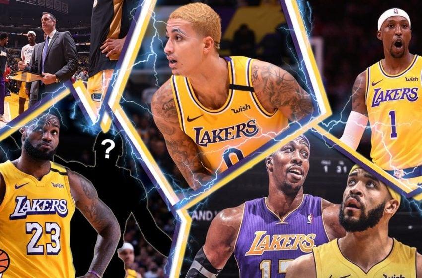 I cinque punti chiave di metà stagione in casa Lakers