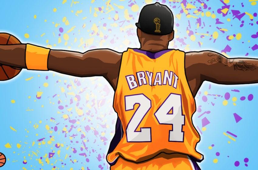 32 volte grazie, Kobe