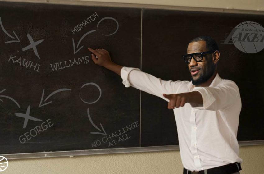 Spunti tattici su Lakers-Clippers