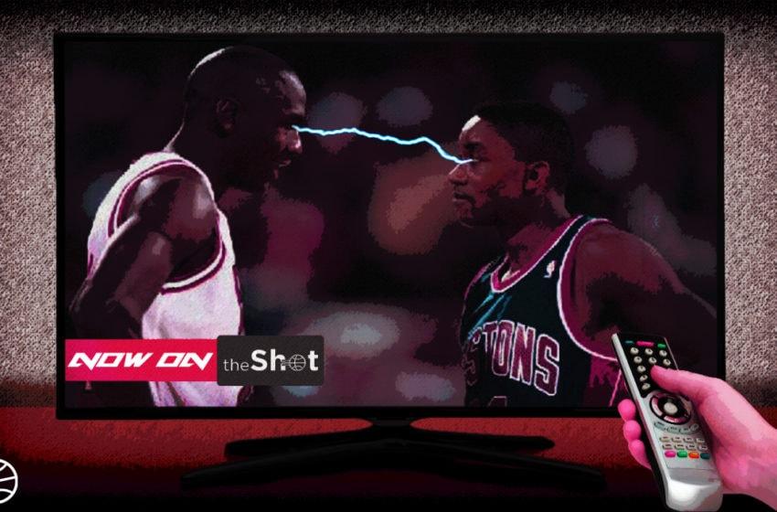 Bulls contro Pistons: storia di una rivalità