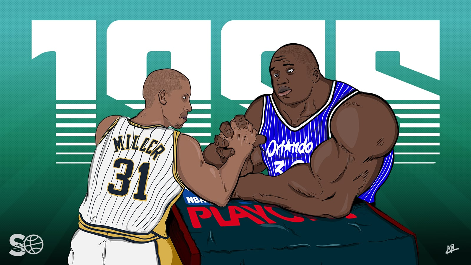 Vintage Corner: Pacers-Magic ed il Memorial Day Miracle del '95