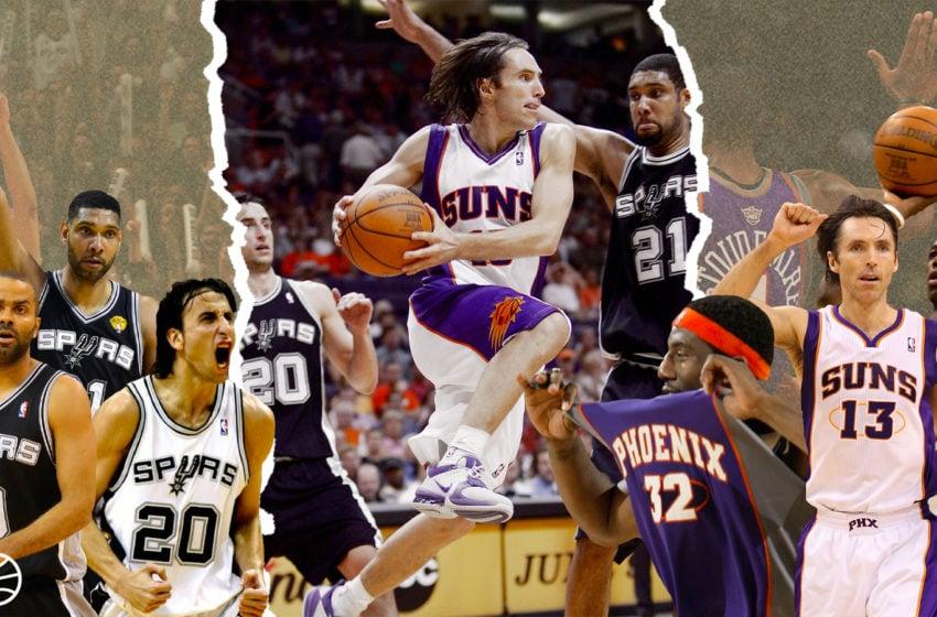 Vintage Corner: gara 1 tra Spurs e Suns del 2005