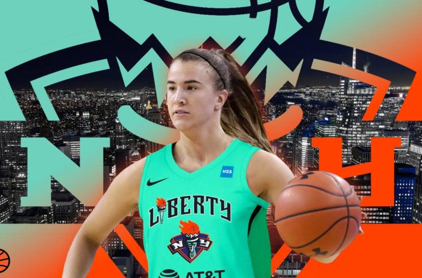 Sabrina Ionescu è pronta a dominare in WNBA