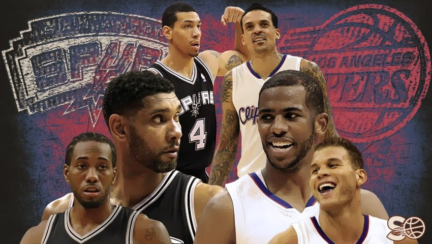 Vintage Corner: gara 7 tra Spurs e Clippers del 2015