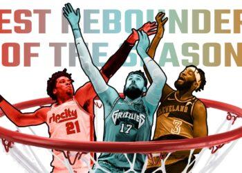 best rebounder NBA ROIA