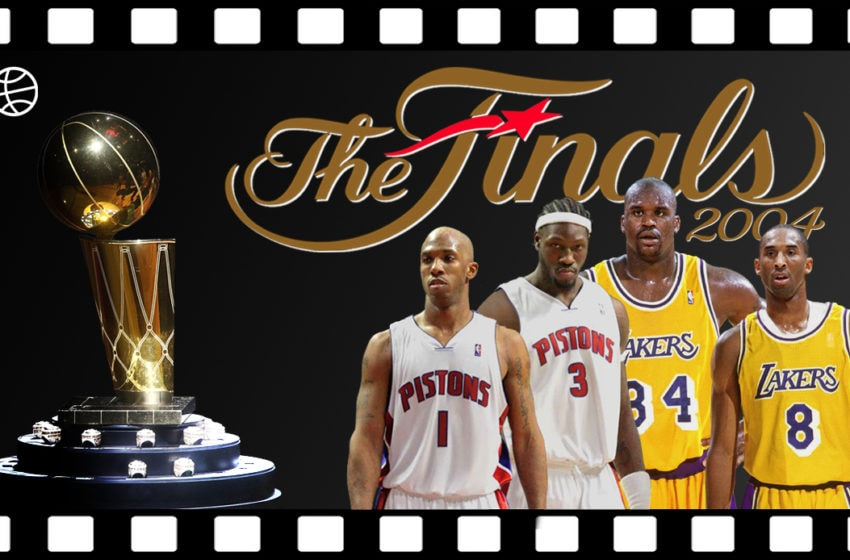 Vintage corner: Finals 2004 tra Lakers e Pistons