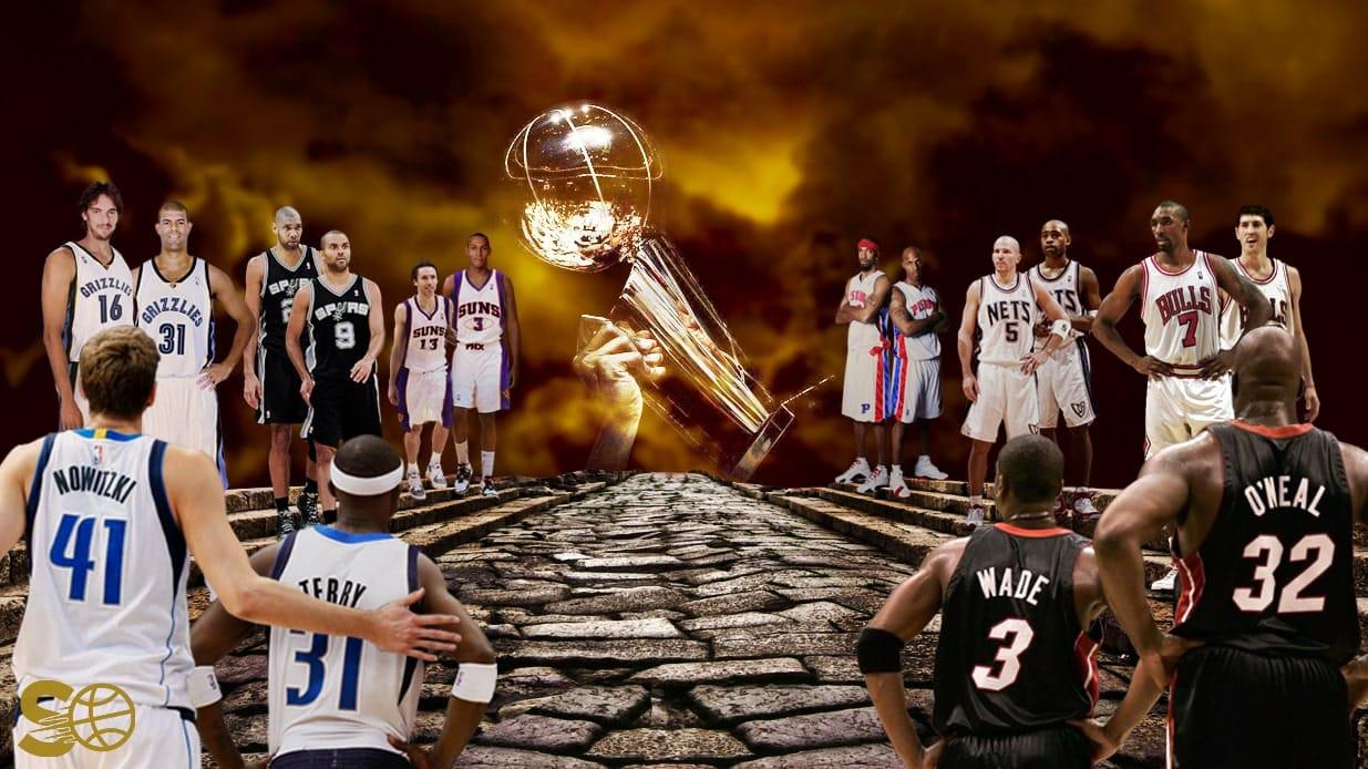 Vintage corner: Finals 2006 tra Mavericks e Heat