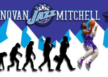 Evoluzione Donovan Mitchell