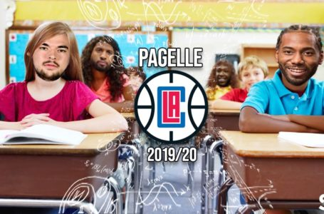 Analisi guidata dei Clippers 2019 – 2020