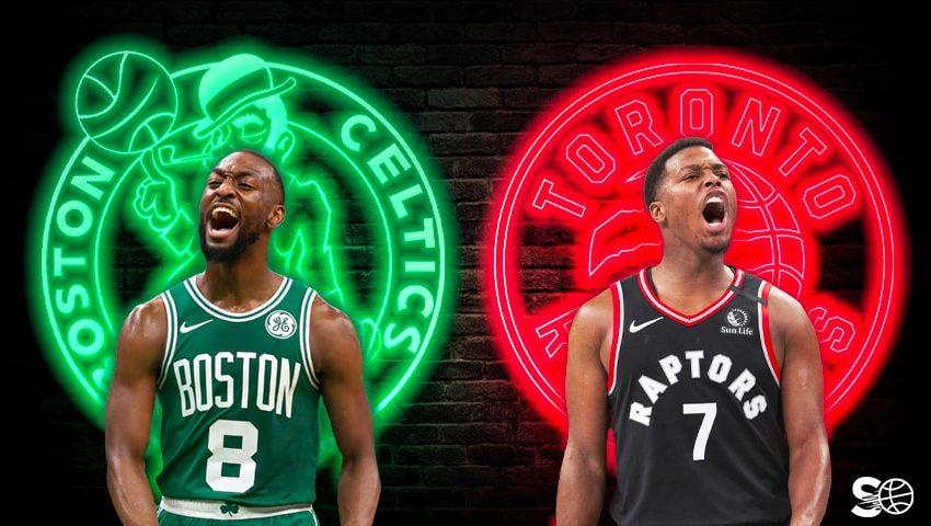 Quello tra Raptors e Celtics sarà un incontro di scacchi