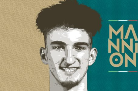 Niccolò Mannion Draft