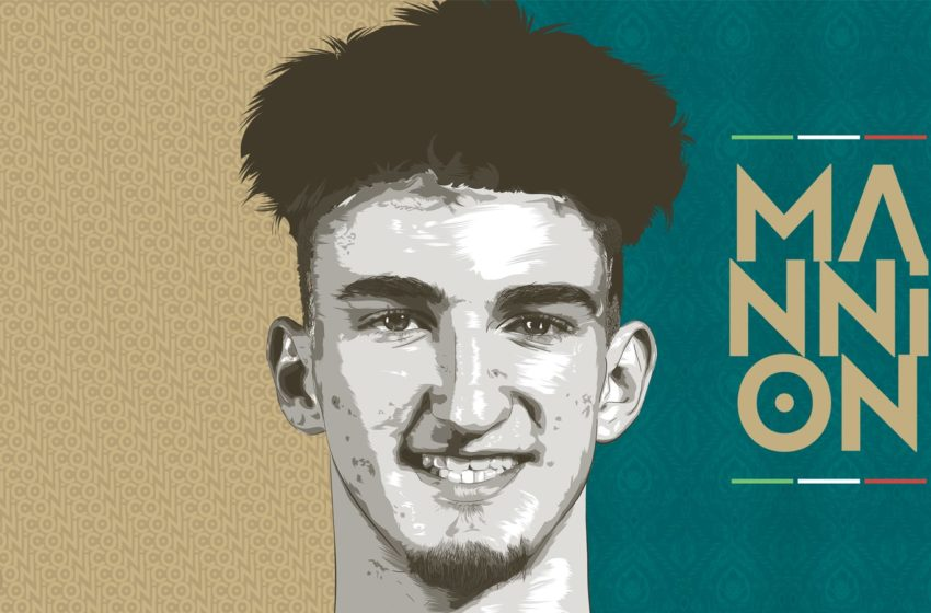 Spazio Draft 2020: Niccolò Mannion