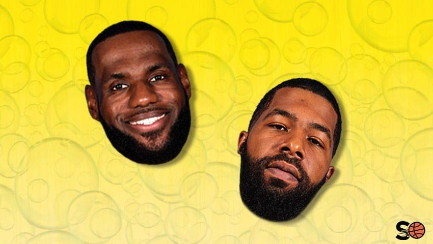 Cosa è successo tra Lakers e Rockets in Gara 5