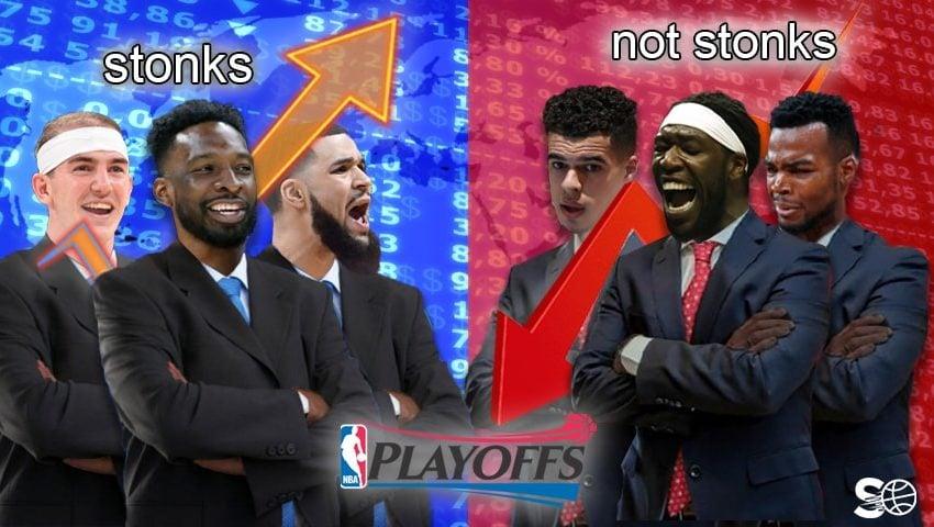 Sorprese e delusioni del primo turno playoff