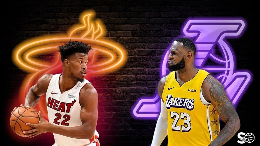Cosa aspettarsi da Lakers-Heat