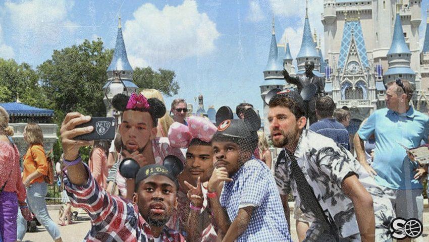 I Nets del futuro sono nati nella bolla di Orlando