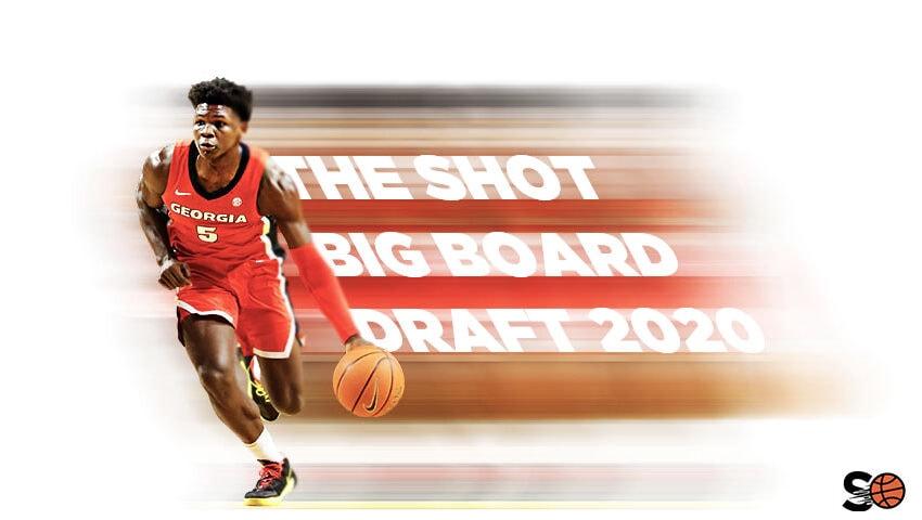 La nostra Big Board per il Draft 2020