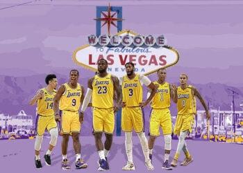 La rivincita dei Lakers