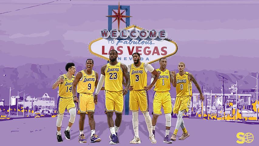 Il cammino dei Lakers verso il titolo NBA