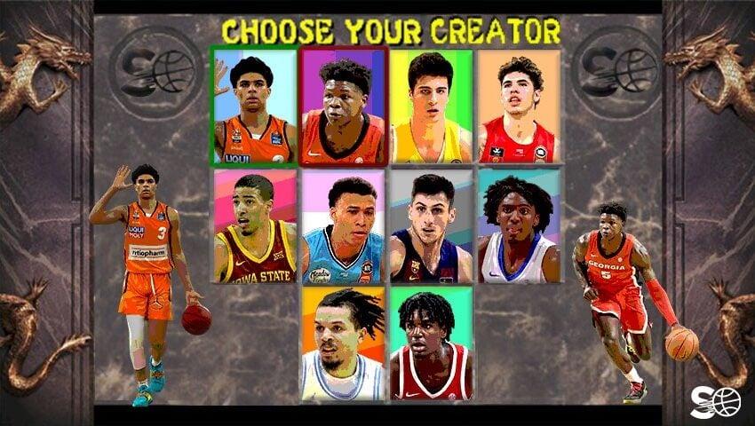 I 10 migliori creator del prossimo draft