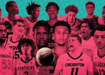 15 giocatori NCAA