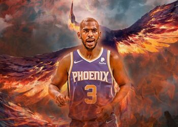 Chris Paul ai Suns