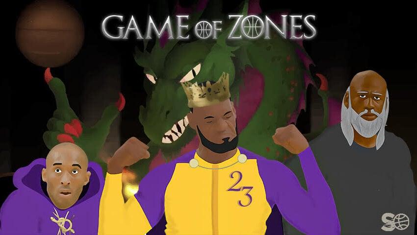 I dieci migliori episodi di Game of Zones