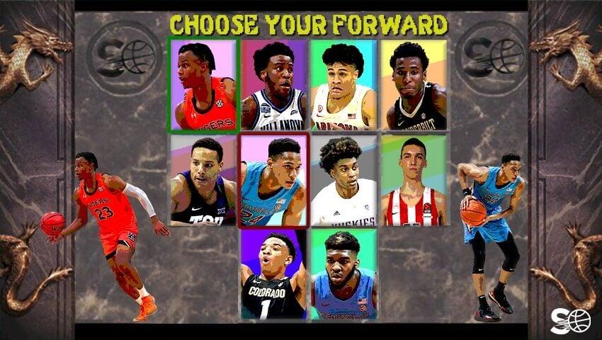 Le 10 migliori ali del prossimo draft
