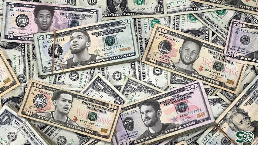 La situazione salariale delle squadre NBA (parte 1)