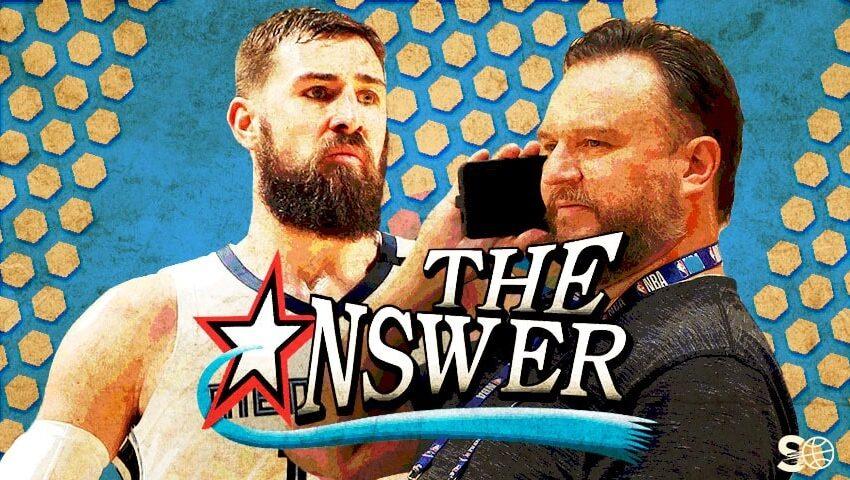 The Answer, ep. 8: il futuro di Valančiūnas, i 76ers di Morey e tanto altro