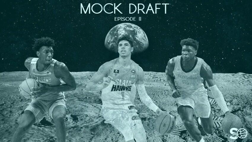 Mock Draft NBA 2020, seconda versione