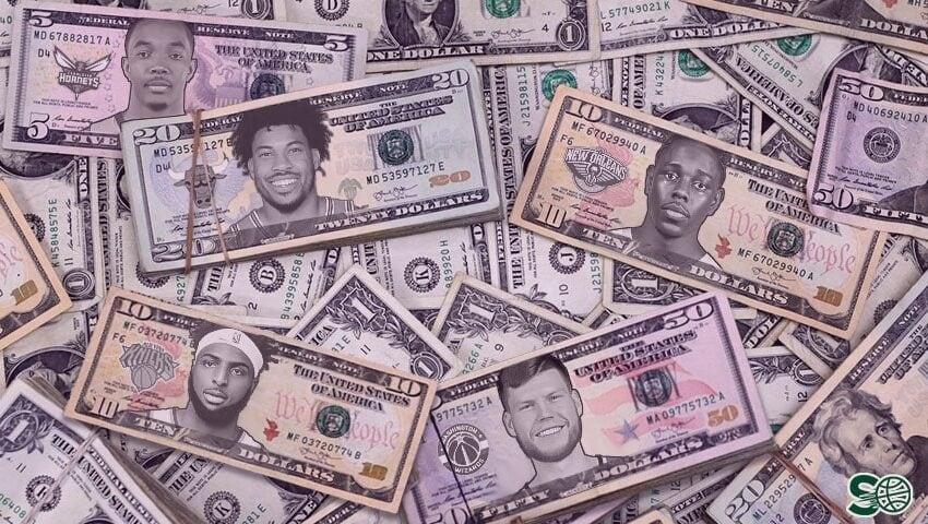 La situazione salariale delle squadre NBA (parte 2)