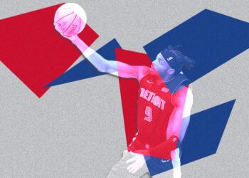 Jerami Grant Pistons