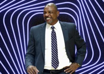 76ers Doc Rivers